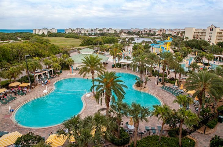 Cape Canaveral Beach Resort Florida - 1BR - Cape Canaveral - Lägenhet