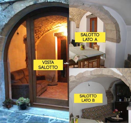 Casa antica e fresca - Tresnuraghes - Ev