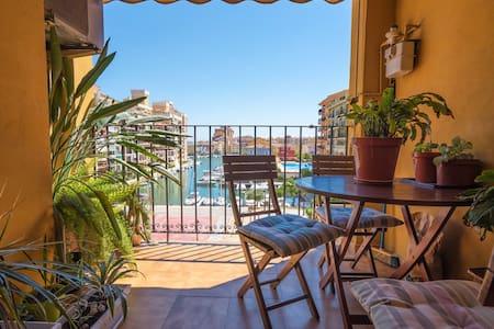Beautiful apartment on the beach - Alboraia - 公寓