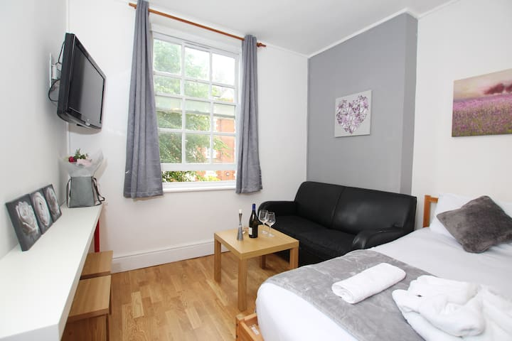ZONE 1) Regents Park Lovely Room New Apartment