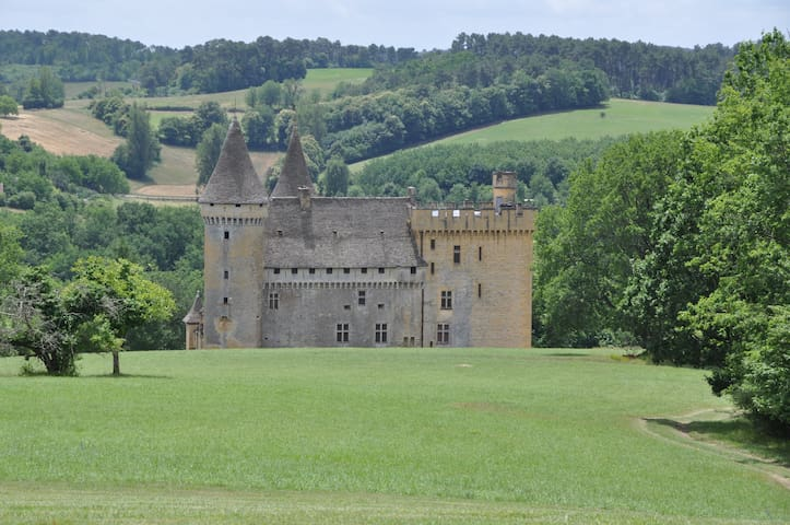 Dépendance du Château de Puymartin - Sarlat-la-Canéda - House