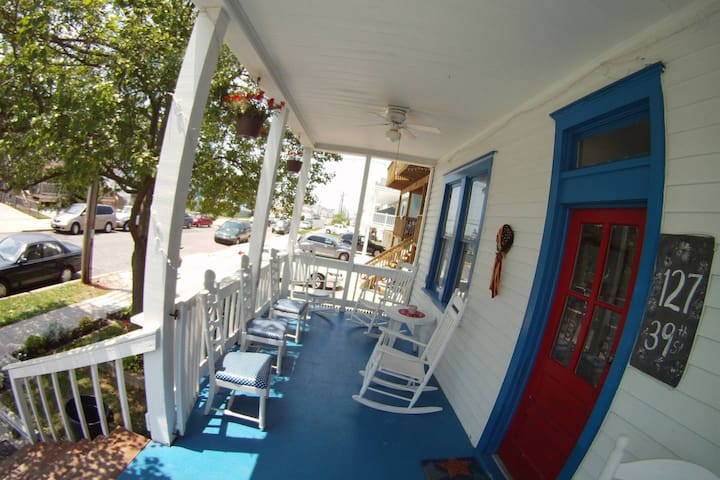 DiGenni's Centennial Guest House #6 - Sea Isle City - Casa de huéspedes