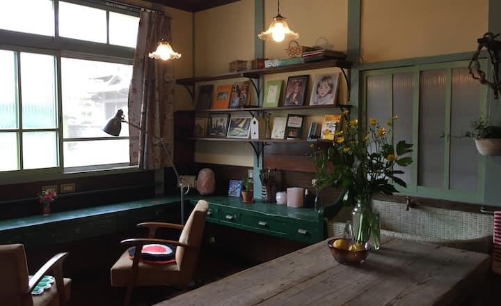 ソルトハウス2/しまなみ海道は伯方島の古民家ゲストハウスで大人の非日常的島時間/SALT HOUSE