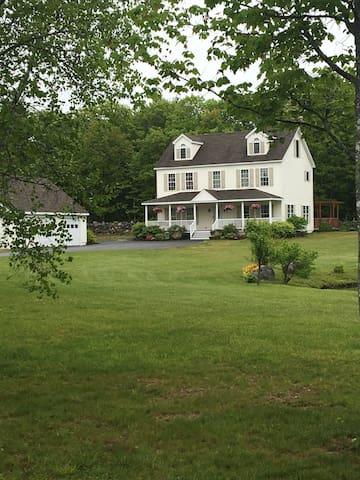 Summer Rental - Wiscasset - House