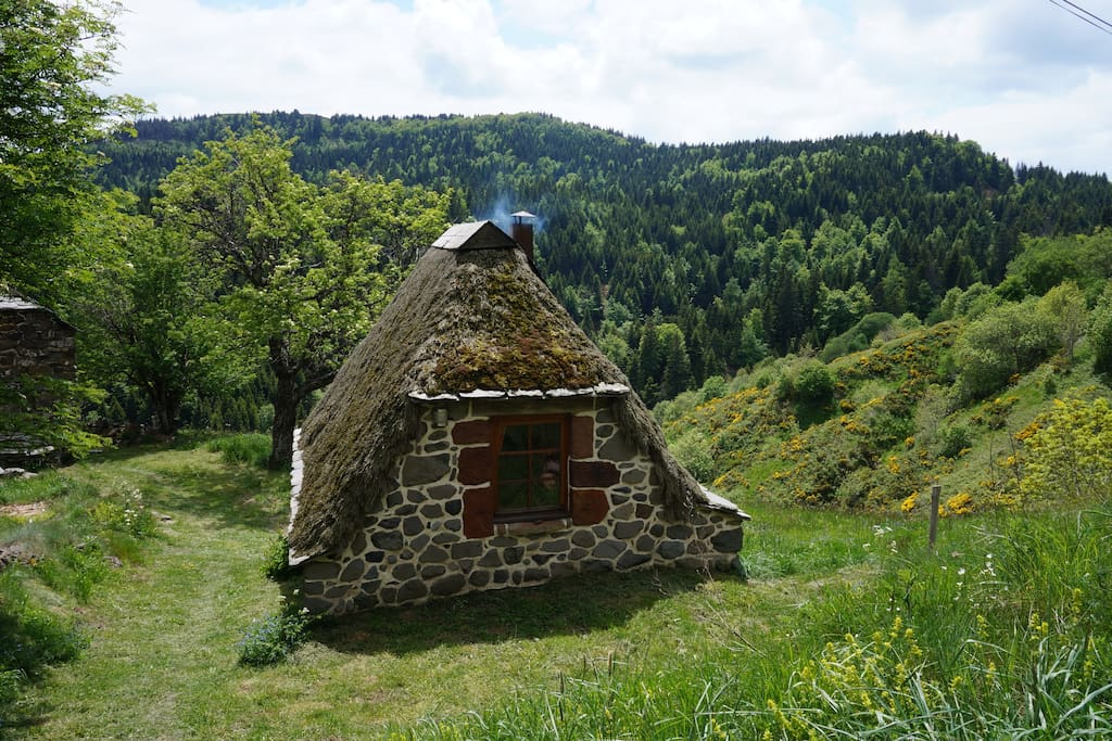 cabins in Europe on Airbnb