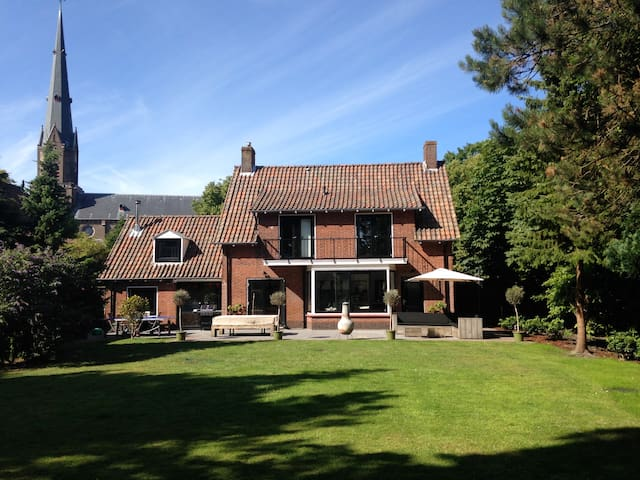 Familyhouse near beach & Amsterdam - Heemstede - House