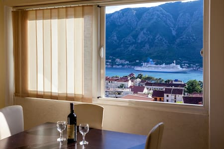 "Duplex apartment ""SEA VIEW"" - Kotor"