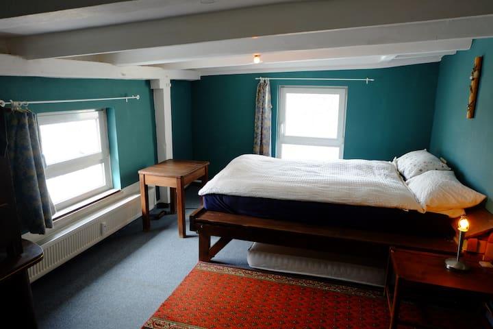 Schöne gemütliche 2-Zimmer-Wohnung in bester Lage - Halle (Saale) - Appartement