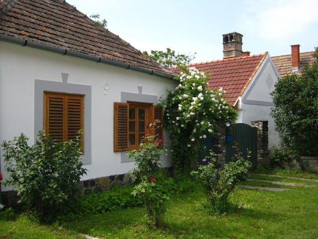 Wunderschöne Bauernhäuser in Ungarn - Hegymagas