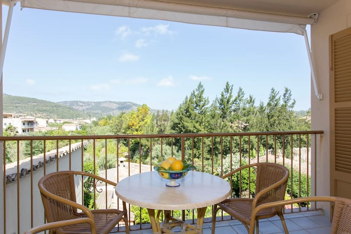 Very spacious and quiet apartment mountain view - Sóller - Apartment