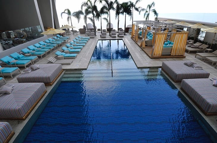 Deluxe Double Room TRUMP OCEAN CLUB - Panama Citi - Apartamento