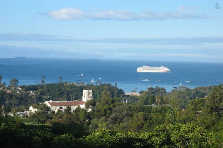 Montecito Ocean Views