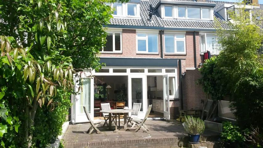 Charming house with garden + airco - Wassenaar - Casa