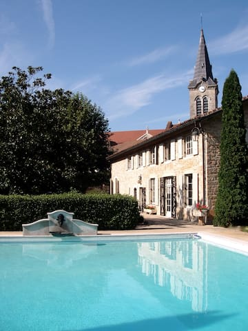Bed & Breakfast en Bourgogne - Cuiseaux - Bed & Breakfast