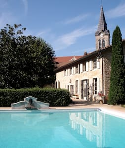 Burgundy bed and breakfast - Cuiseaux - Bed & Breakfast