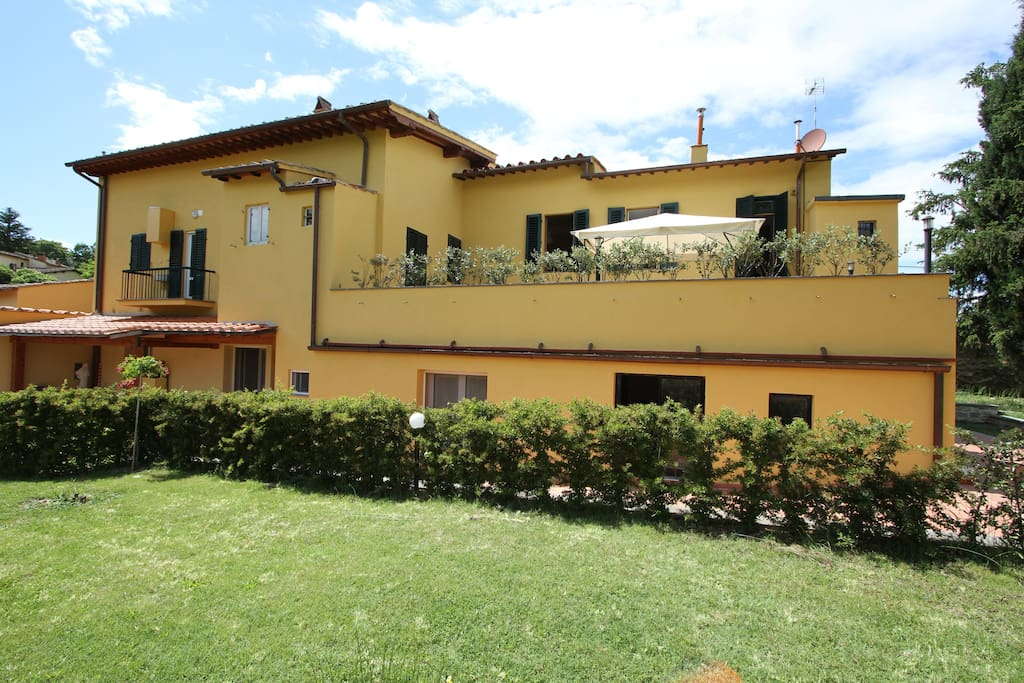 Appartamento alle porte del chianti appartamenti in - Magazzino della piastrella e del bagno firenze fi ...