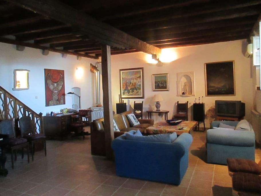 Living room (Konoba)