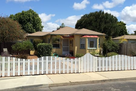 Cute Two Bedroom One Bath Cottage - Lompoc - Dom