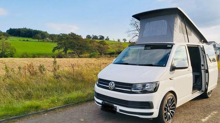 Luxury Campervan / Motorhome VW T6