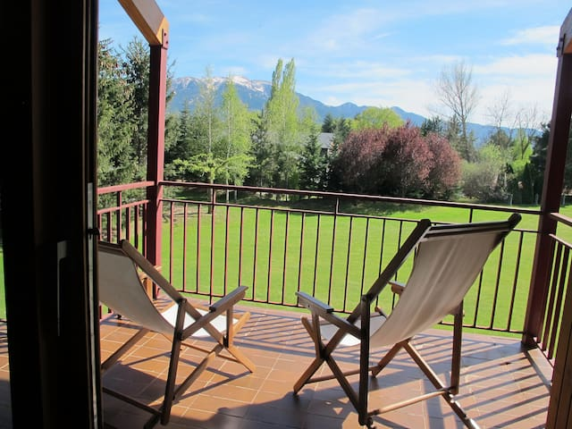 Duplex en zona Golf Cerdanya - Bolvir - Appartement