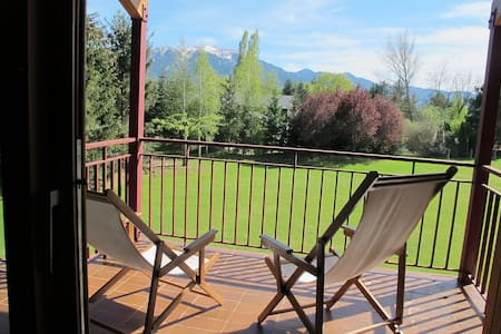 Duplex en zona Golf Cerdanya - Apartment