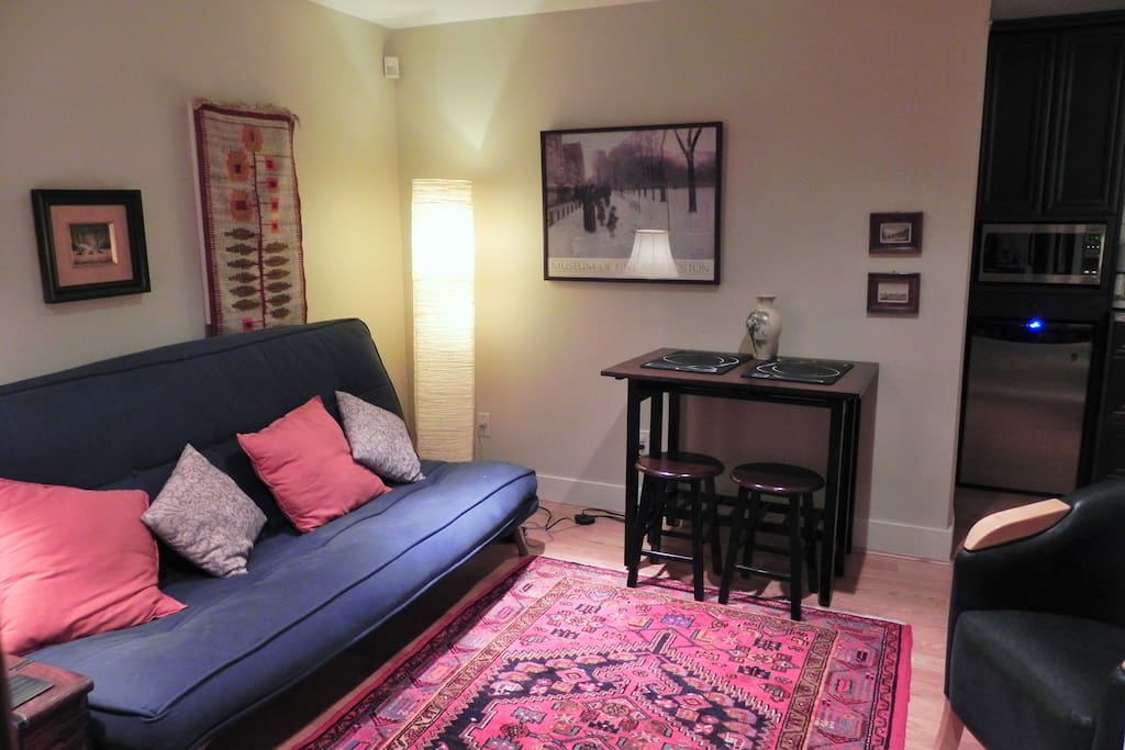 Private guest suite - Vancouver West, Kitsilano