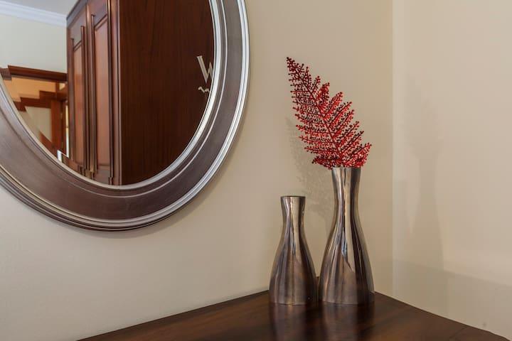 Decoration bedroom