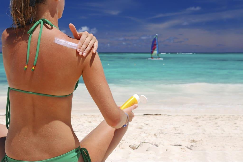 .....sun & beach....
