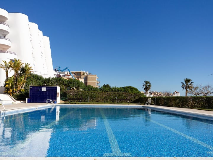 TOP-QUALITY APARTMENT WITH VIEWS TO THE SEA, WIFI AND AIR_HORT CAROLINA