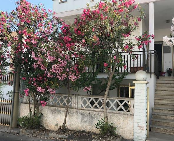 Appartamento ideale per gruppi a Leuca