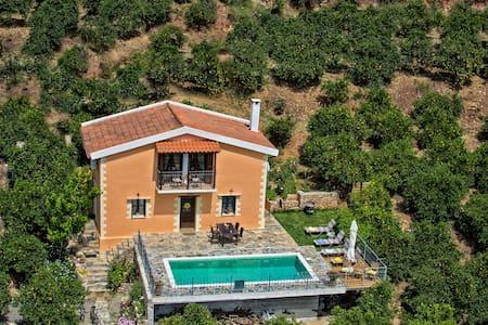 VILLA CITREA - Φουρνές - Villa
