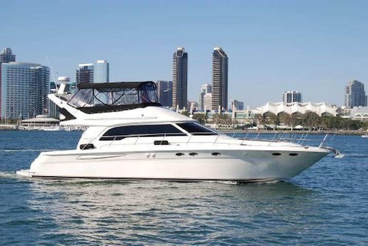 Luz de Luna. 50' of Luxury and Zen - San Diego - Bateau