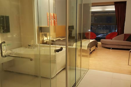 CozyStudio in KL City. KLCC & IKEA. - Kuala Lumpur - Hus