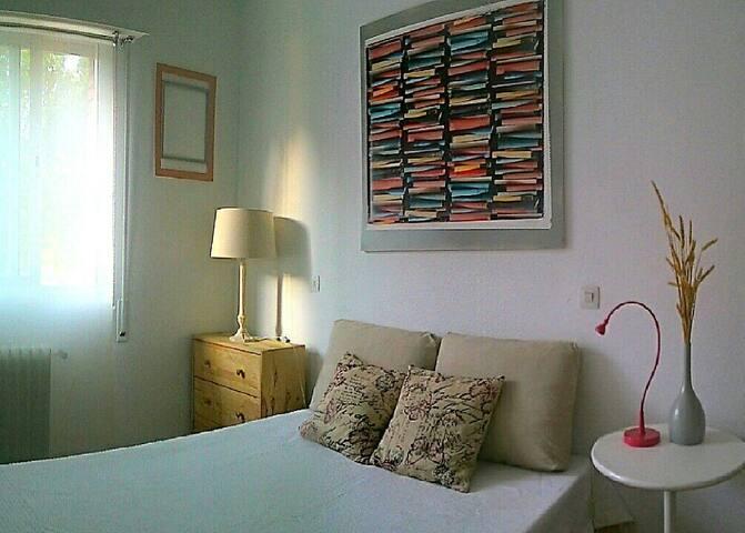 habitacion con baño incorporado - Boadilla del Monte - Daire
