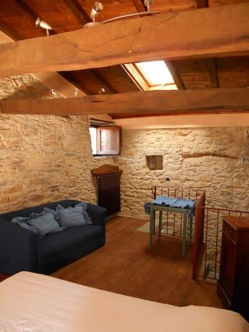 La Casa dei genovesi - Cattognano - Lägenhet