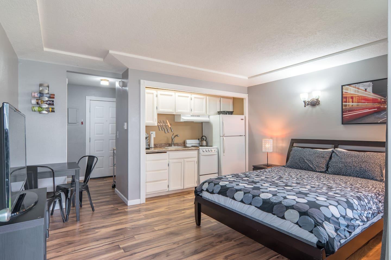 the cozy studio a fantastic portland home base apartments for