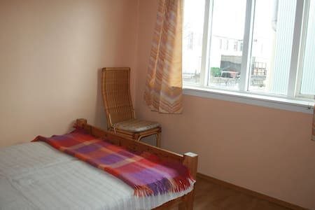 Double room in a quiet village - Apartment