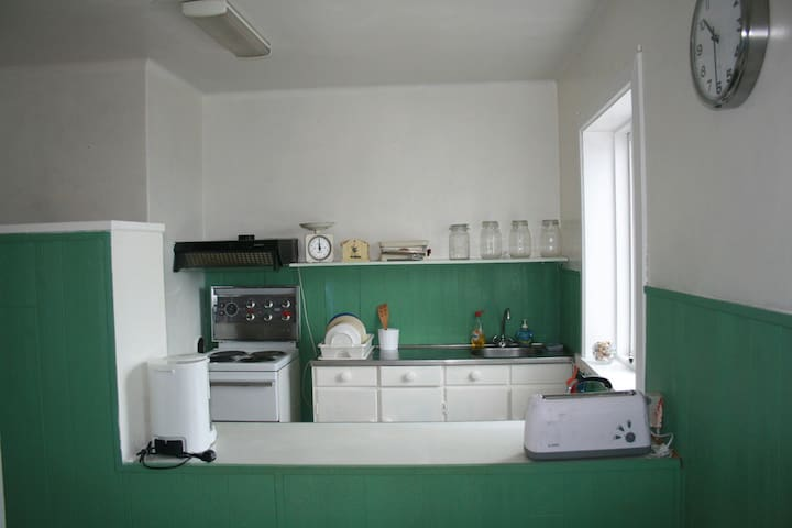 Double room in a quiet village - Flateyri - 公寓