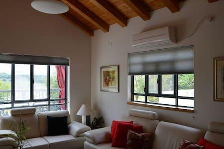luxury zimmer in kochav yair - Kokhav Ya'ir Tzur Yigal - Wohnung
