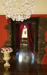 Ancient Sicilian home in lava rock - Acireale - Villa