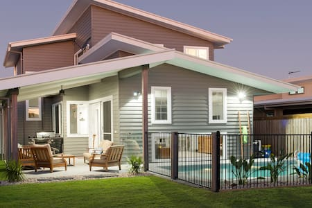 Seaside City Beach Home - Kingscliff - Rumah