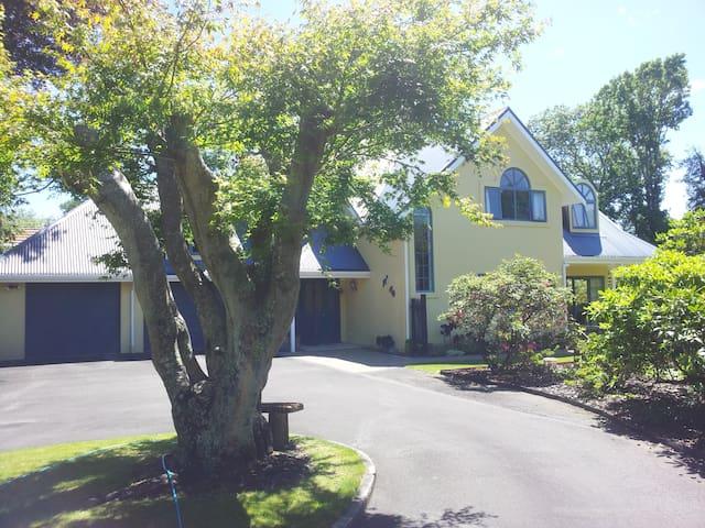 Wahi Ora - Whanganui - บ้าน