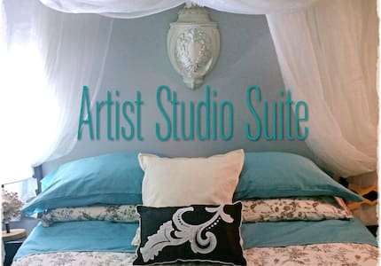 Artist Studio Suite in New Jersey - Rahway