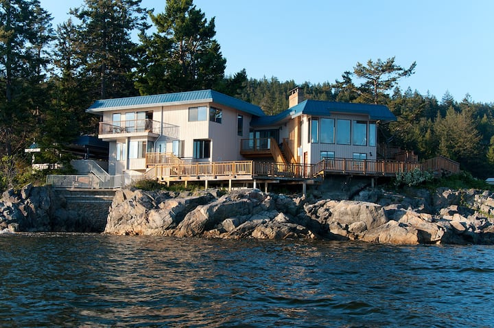 Escape to  Four Winds Beach House - Bayview Rm