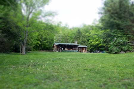 Cozy Catskills Cabin for Summer - Andes - Haus