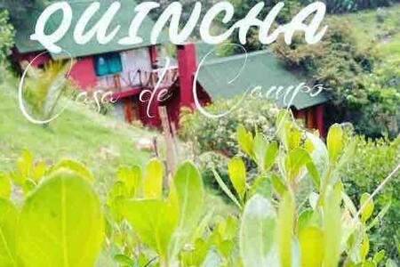 Quincha - Casa de campo ideal para descansar