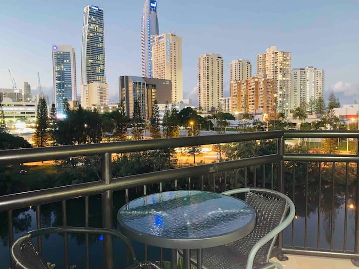 Your Hideout in  Surfers Paradise