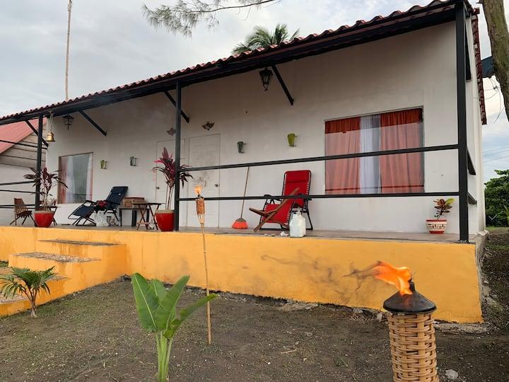 Habitacion playa Barra De Sonte.