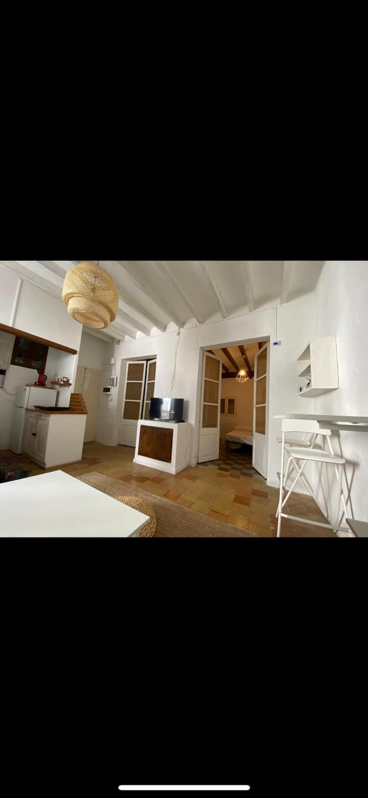 beautiful apartment in Ibiza port
