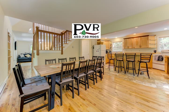 3BR Near Skiing - WiFi, Game Room - Dogs Welcome! Discount Lift Tickets! - 15 Chocorua View Drive